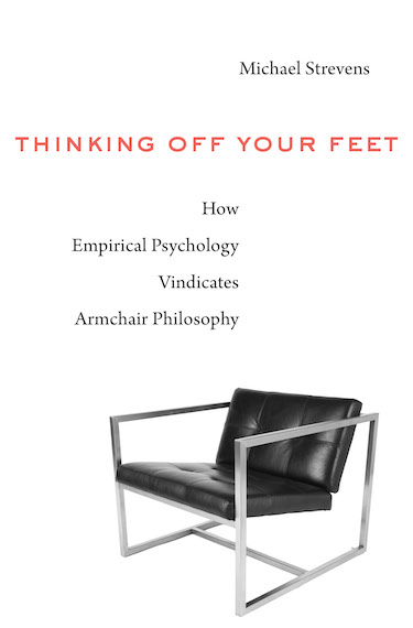 Thinking Off Your Feet book jacket